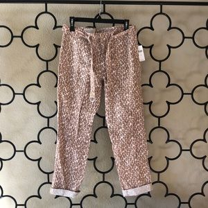 NWT Anthro Wanderer pants